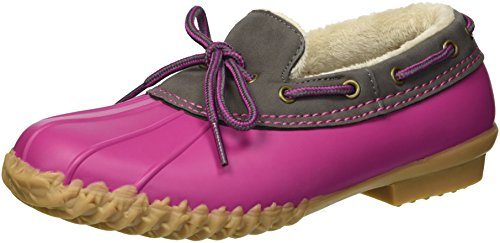 Image of JBU by Jambu Women's Gwen Weather Ready Rain Shoe, Berry, 9 Medium US