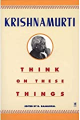 Think on These Things Kindle Edition