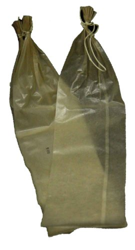 Fibrous Casings - 10 Per Bag - Clear - 2.5 Inches By 20 Inches by Viskase