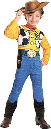 Costumes For All Occasions Dg5231L Toy Story Woody Std 4 To 6 -