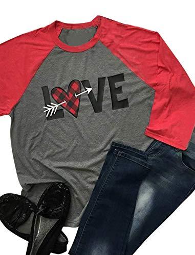Heart Baseball T-Shirt - 5