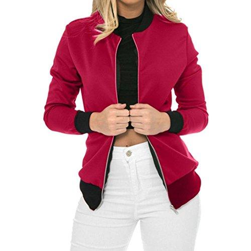 DongDong Women Casual Blouse Short Solid Outwear Sweatshirt Hooded Overcoat