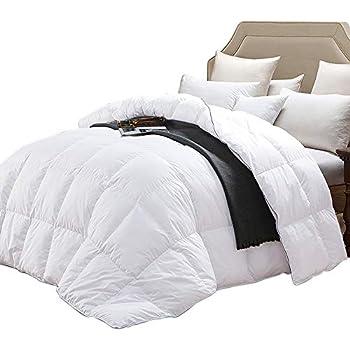 Amazon Com Wenersi White Down Comforter Full Queen Size