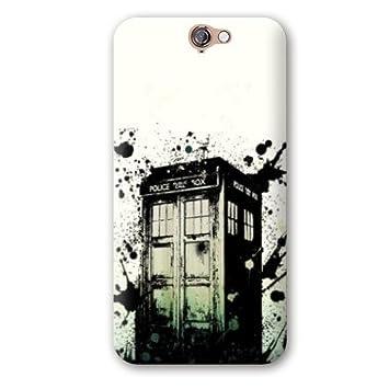Amazon.com: Case Carcasa HTC One A9 Doctor Who - - tardis ...