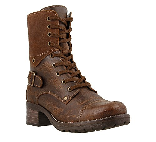 s Crave Brown Boot 40 M EU/9-9.5 B(M) US (Brown Footwear)