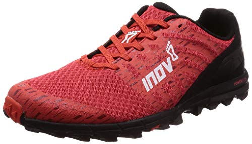 Inov-8 Men's Trailtalon 235 Trail Running Shoe - Red/Black - 000714-RDBK-S-01 (Red/Black - M10.5 / W12)