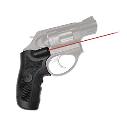 amazon com crimson trace red lasergrips for ruger lcr lcrx