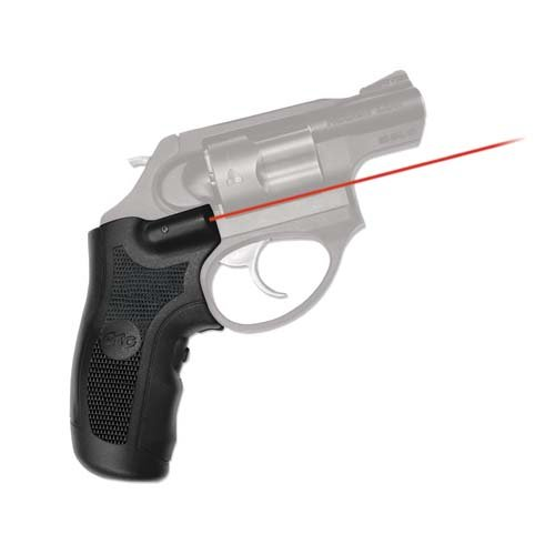Crimson Trace Red Lasergrips for Ruger LCR & LCRX Pistols - LG-415 (Ruger Lcr 357 With Laser For Sale)