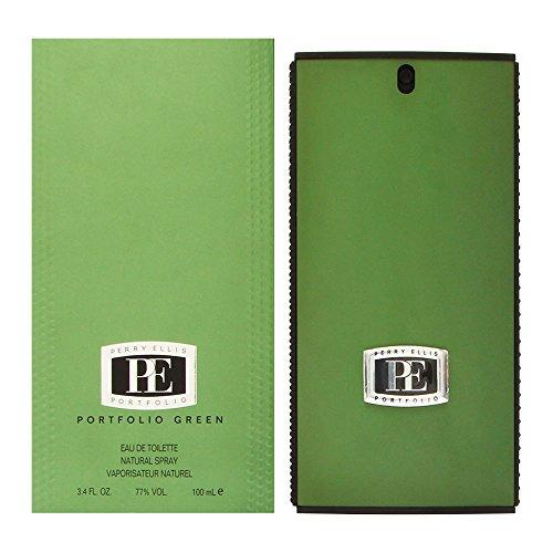Perry Ellis Portfolio Green - 1