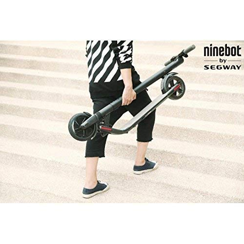 ninebot by segway es2 foldable electric scooter
