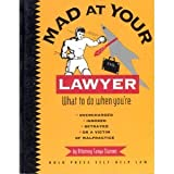 Mad at Your Lawyer, Tanya Starnes, 087337326X