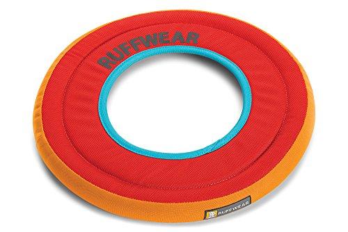 (RUFFWEAR - Hydro Plane Floating Disc for Dogs, Sockeye Red (2018))