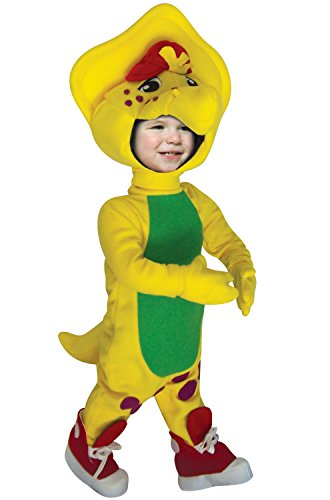 Rasta Imposta BJ Infant Costume-12-24 Yellow