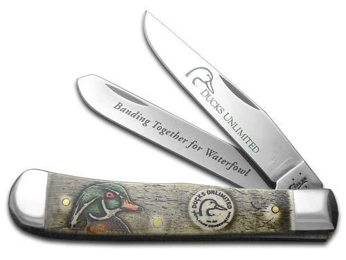 Commemorative Trapper Knife - 8