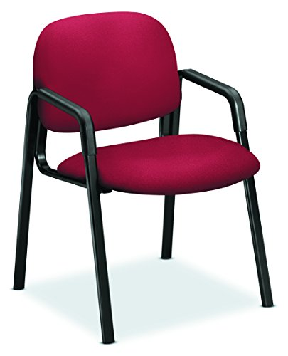 HON HON4003CU63T Solutions Seating Guest Chair, Marsala CU63 ()