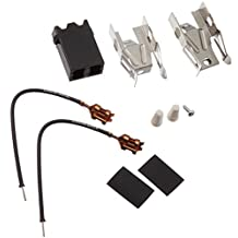 PART # 330031 GENUINE FACTORY OEM ORIGINAL OVEN RANGE TOP BURNER RECEPTACLE KIT FOR WHIRLPOOL, KENMORE, SEARS AND ROPER