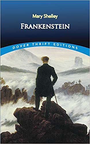 frankenstein by mary shelley free online book