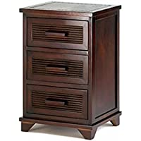 StealStreet SS-EG-D1140 Santa Rosa End Table, 23