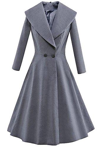 Vintage Swing Coat - 3