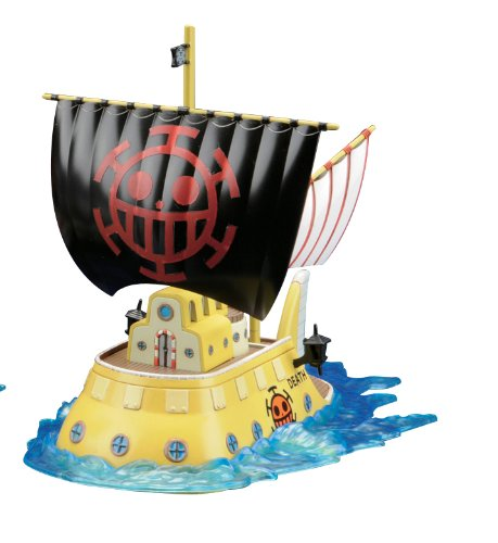 (Bandai Hobby Trafalgar Law's Submarine One Piece - Grand Ship)