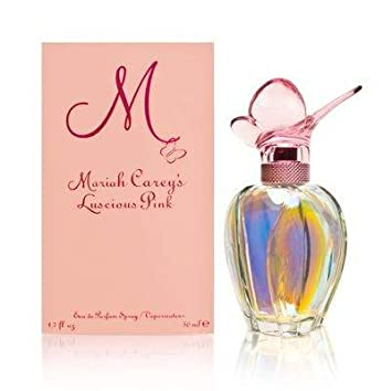 M Luscious Pink By Mariah Carey, Eau De Parfum Spray, 1.7-Ounce