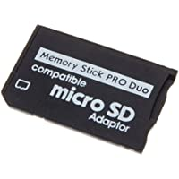 Micro Sd Tf A Ms Pro Duo De Adaptador De Memoria Stick