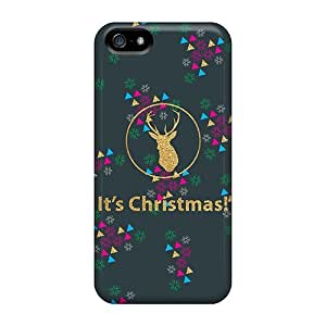 For HTC One M9 Phone Case Cover Xmas Raindeer Minimal Illustration Case - Eco-friendly Packaging