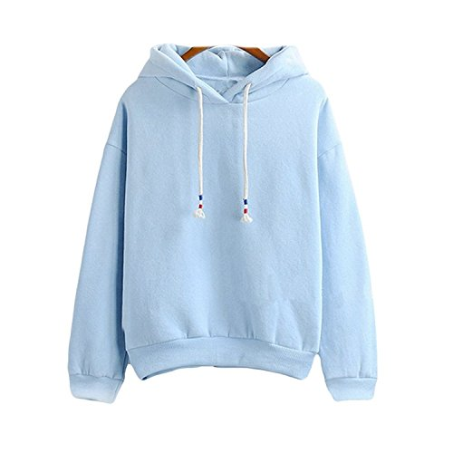 Baby Blue Sweatshirt - 3