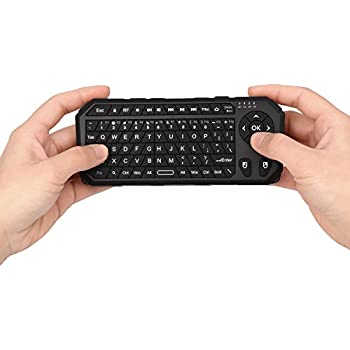 cooper cases tm remote wireless handheld keyboard w air mouse windows mac os x. Black Bedroom Furniture Sets. Home Design Ideas