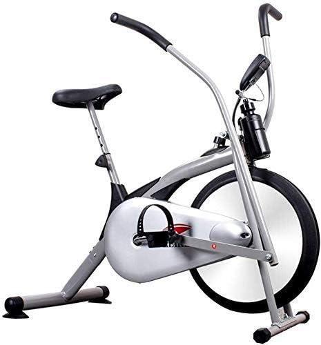 ZT-TTHG ホームオフィスのためのW/LCDディスプレイとフットとエアロバイクリカンベントスピンサイクリング自転車屋内サイクル文房具トレーニング機器