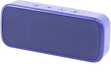 Insignia Portable Bluetooth Stereo Speaker Blue - Refurbished