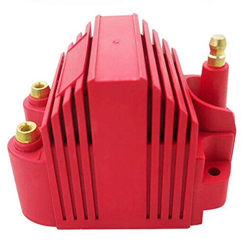 Basisago Auto Engine Ignition Coil Car Ignition Coil Car Modification 12v E-Core Ignition Coil Electronic Coil Ignition Device: Kitchen & Home