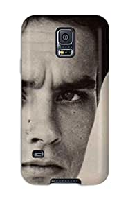 Cindy Yolanda's Shop Best Excellent Design Alain Delon Phone Case For Galaxy S5 Premium Tpu Case 1385547K68805529