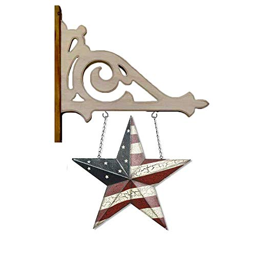 Architectural Star - K&K Interiors Americana Star Arrow Replacement with Architectural Hanger