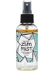 Indigo Wild Zum Mist Aromatherapy Spray, Sea Salt, 4 Fluid Ounce