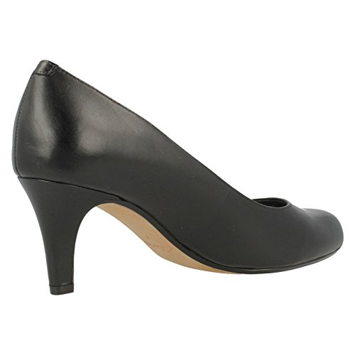 Clarks Arista Abe, Noir 3 UK E / 35.5 EU