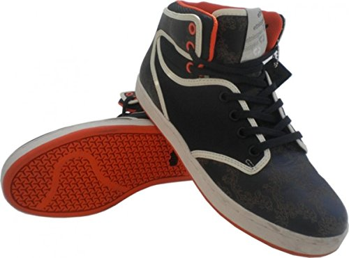 Plus 42 Shoes Orange Etnies US Brown 9 Skateboard EU zqZxcTw4