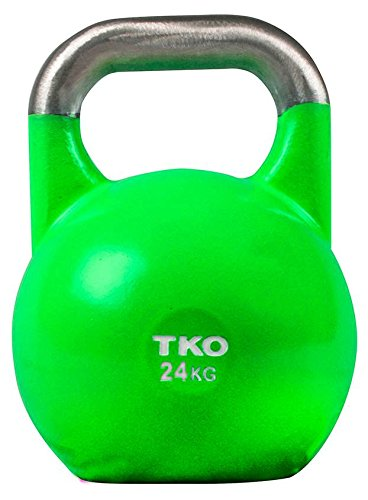 24 kg Competition Kettlebell by TKO