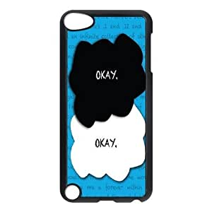 Custom High Quality WUCHAOGUI Phone case The Fault in Our Stars Protective Case FOR Ipod Touch 5 - Case-17