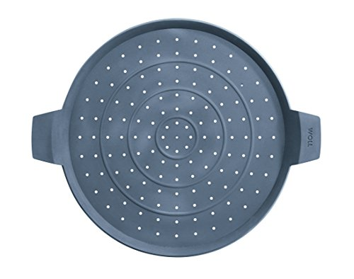 Woll Silicone Nonstick Round Splatter Guard & Trivet, 11