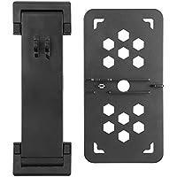 Akaddy Foldable Smartphone Tablet Stand for DJI Mavic Pro Remote Control(Black)