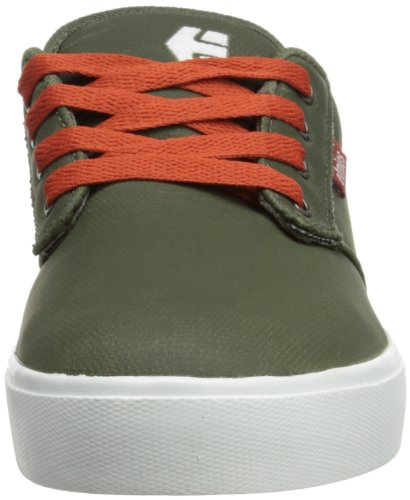 Green Shoe Etnies Eco Jameson Textile Orange Men's Skateboard 2 rq66F0nY