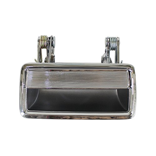Door Handle Lincoln Mark - Titanium Plus Autoparts, 1973-1976 Fits For Ford Mustang/Thunderbird |1973-1989 Lincoln Mark IV/Mark V/Continental/Mark VI/Town Car Front,Right Passenger Side DOOR OUTER HANDLE CHROMED