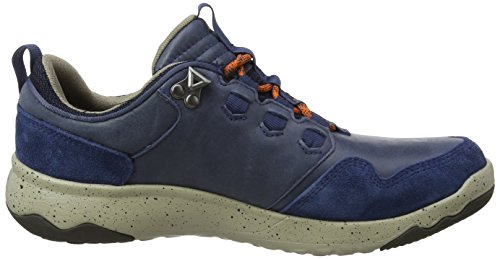 Teva Herren Arrowood Lux Wp Trekking-& Wanderhalbschuhe, Blau (Navy), 44.5 EU (10 UK)