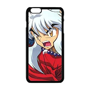 Inuyasha unique red cloth boy Cell Phone Case for iPhone plus 6