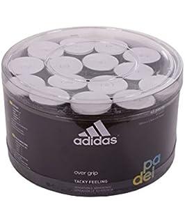 adidas Pádel OV - Caja overgrip, Color Blanco, Talla única