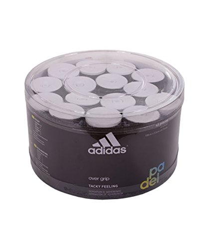 adidas Pádel OV - Caja overgrip, Color Blanco, Talla única: Amazon ...