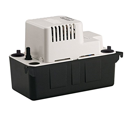 Room Air Conditioner Replacement Parts New Little Giant VCMA-15ULS 554405 Automatic Condensate Removal Pump 115V applies to the U.S. only.