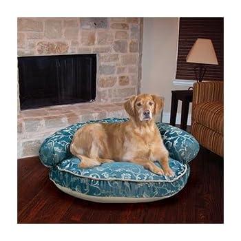 "Amazon.com : Kirkland Signature 42"" Bolster Pet Bed : Pet"