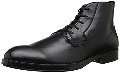 Calvin Klein Men's Harding Leather Boot